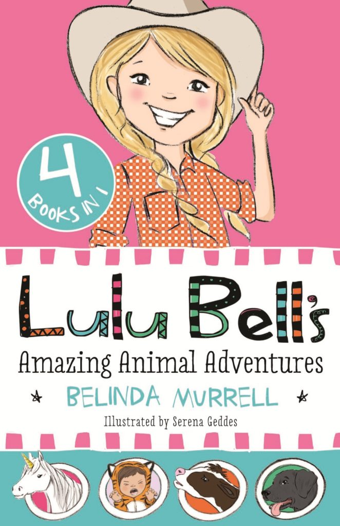 Lulu Bell's Amazing Animal Adventures