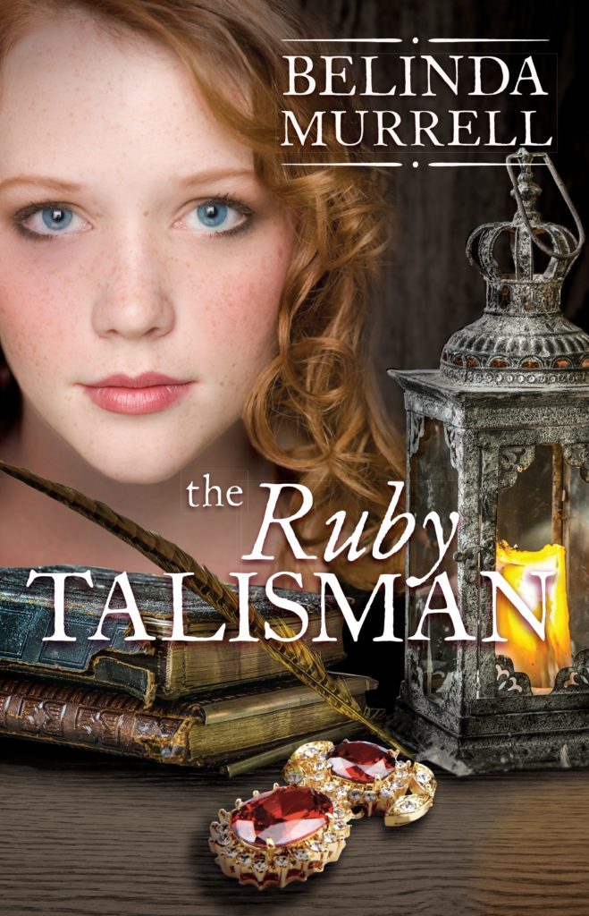 The Ruby Talisman